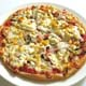 PIZZA ARCOBALENO SPECIAL - Tomato Sauce and Meat Sauce, Mushroom, Onion, Bell Pepper, Ham, Egg, and Mozzarella Cheese