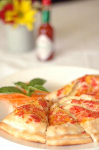 Smoked Salmon And Mozzarella Calzone Recipe — Dishmaps